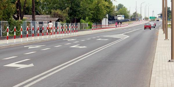 Droga powiatowa - 1