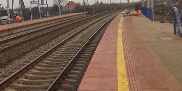 Płyty peronowe - Kusięta - 1