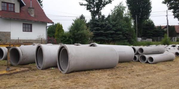 Rury betonowe - Stary Sącz - 3