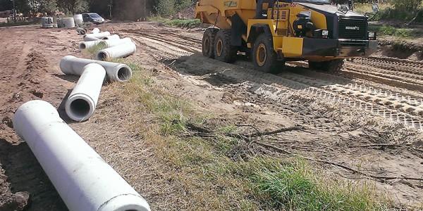Rury betonowe - Stępnica - 1