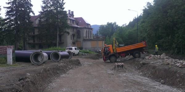 Rury betonowe - Zakopane - 2