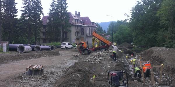 Rury betonowe - Zakopane - 3