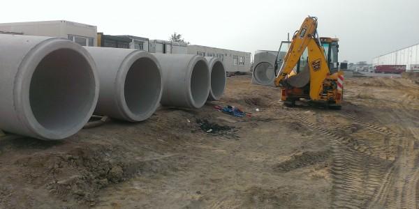 Rury betonowe - Gądki - 2