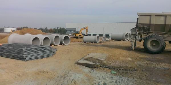 Rury betonowe - Gądki - 1