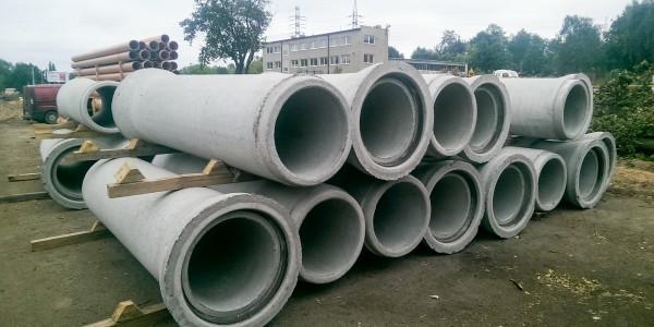 Rury betonowe - Poznań - 1