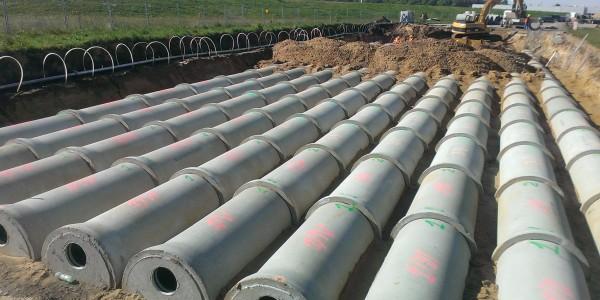 Rury betonowe - Siechnice - 1