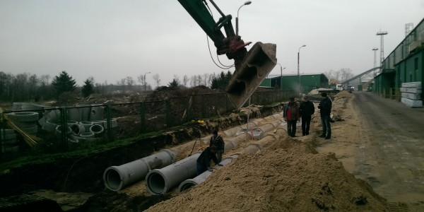 Rury betonowe - Czarnków - 4
