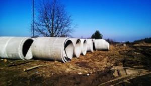 Rury betonowe - Lubin S3 - 3