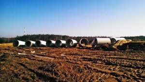 Rury betonowe - Lubin S3 - 2
