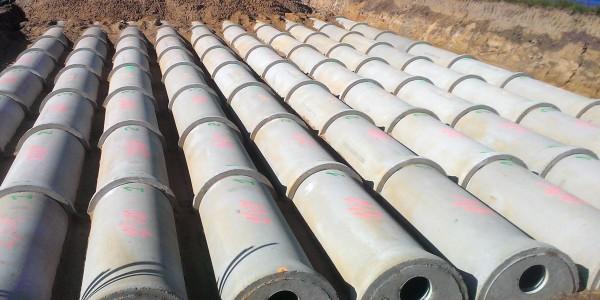 Rury betonowe - Siechnice - 8